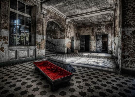 dracula's secret room