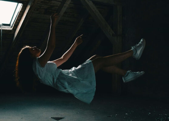 paranormal girl
