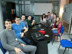 corporate indoor